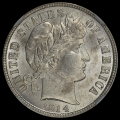 1914_barber_dime_ngc_ms64plus_obv